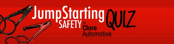 Jump Starting Safety Quiz #1