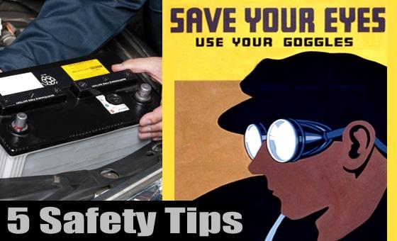 Safety First, Safety Always